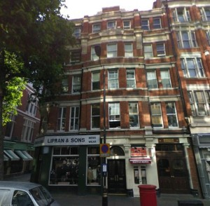 22 Charring Cross Road, London