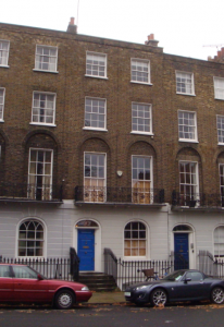 25 Myddleton Square 2011