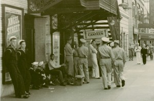 'Stage Door Canteen'