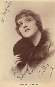 Betty in 'Mr Tower of London' from the Sybil Hudson collection