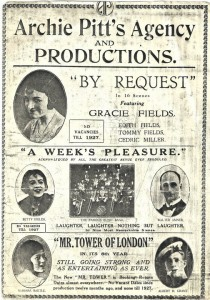 'By Request' Flier