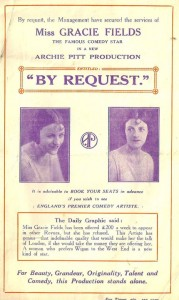 'By Request' programme - 2