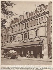 'Collins Music Hall'