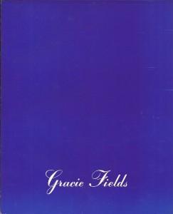 Harold Fielding 1949 tour programme