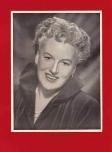 Harold Fielding 1952 tour programme