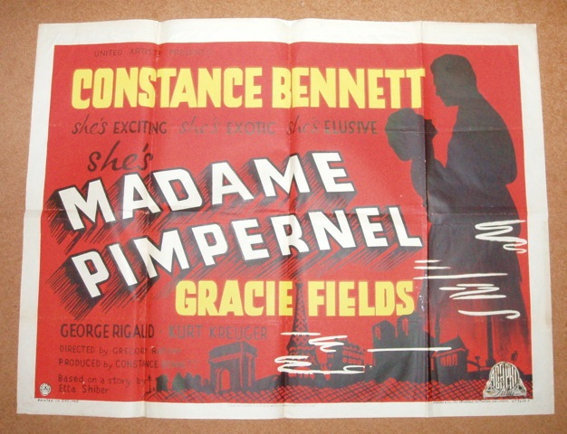 'Madame Pimpernel'