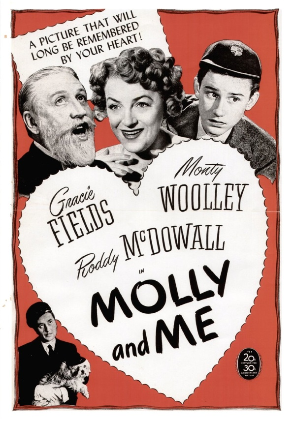 Molly and Me - poster