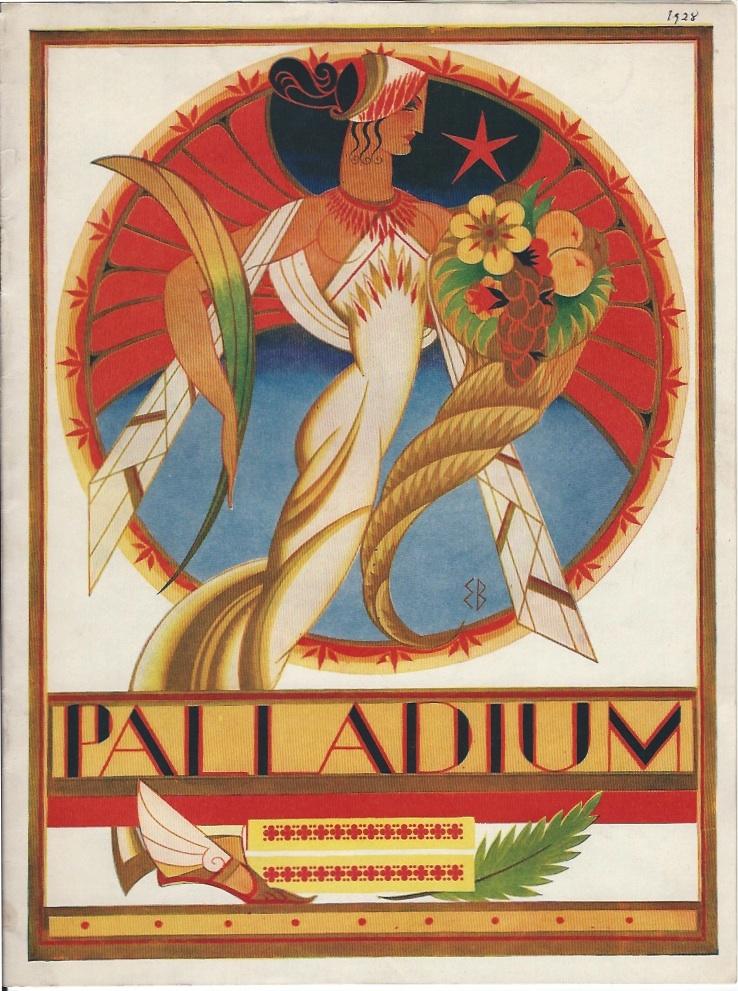 Palladium programme sep 10th 1928