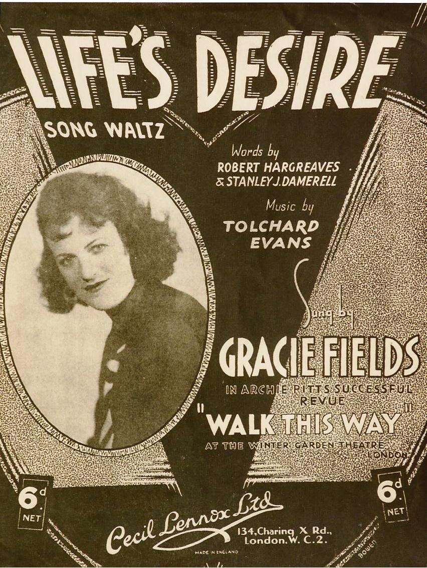 'Life's Desire'