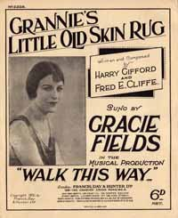 'Grannie's Little Old Skin Rug'