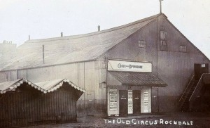 Rochdale Old Circus and Hippodrome