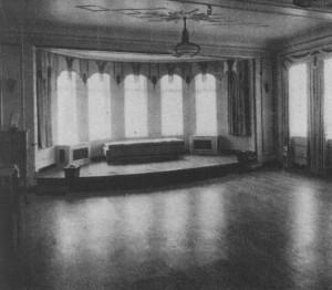 'Tower' ballroom