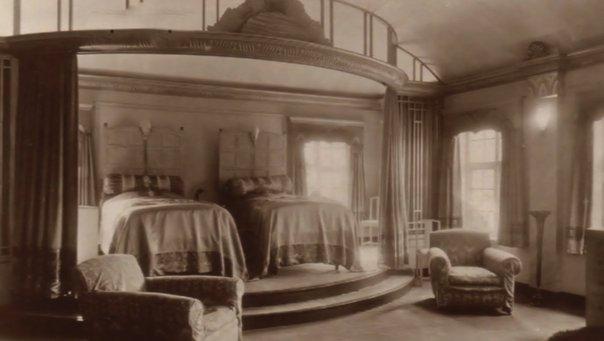 'Tower' bedroom
