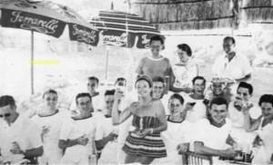 Gloria Magnus 1955