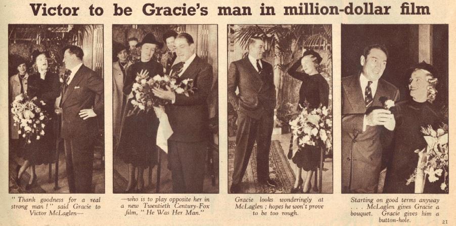 Origional title - 'He Was Her Man'