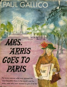 Paul Gallico's book. All the other books in the series call her Mrs. Harris