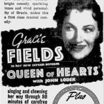 'Queen of Hearts' flier
