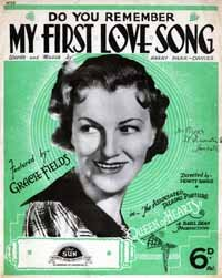 'My First Love Song'