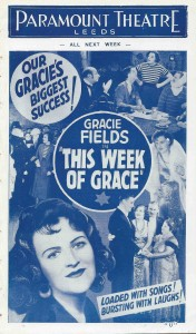 'This Week of Grace' flier a