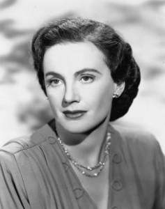 Frieda Inescort, best remembered for her role with Bette Davis in 'The Letter'