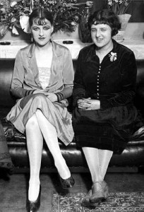Annie and Gracie 1928