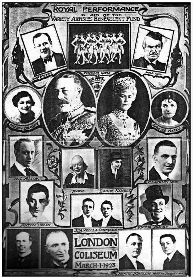 1928 RVP - Coliseum 1st March