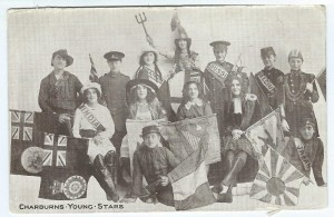 'Charburn's Young Stars' (Gracie as Canada)