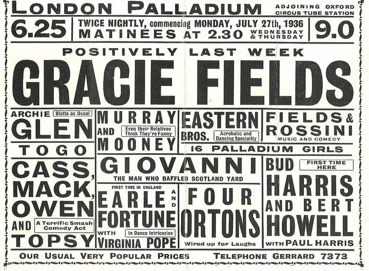 Palladium 1936