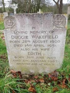 Duggie & Edith