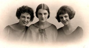 Edith Gracie and Betty - July 1923 copy