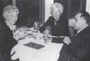 Edith, Gracie and Boris in Brighton