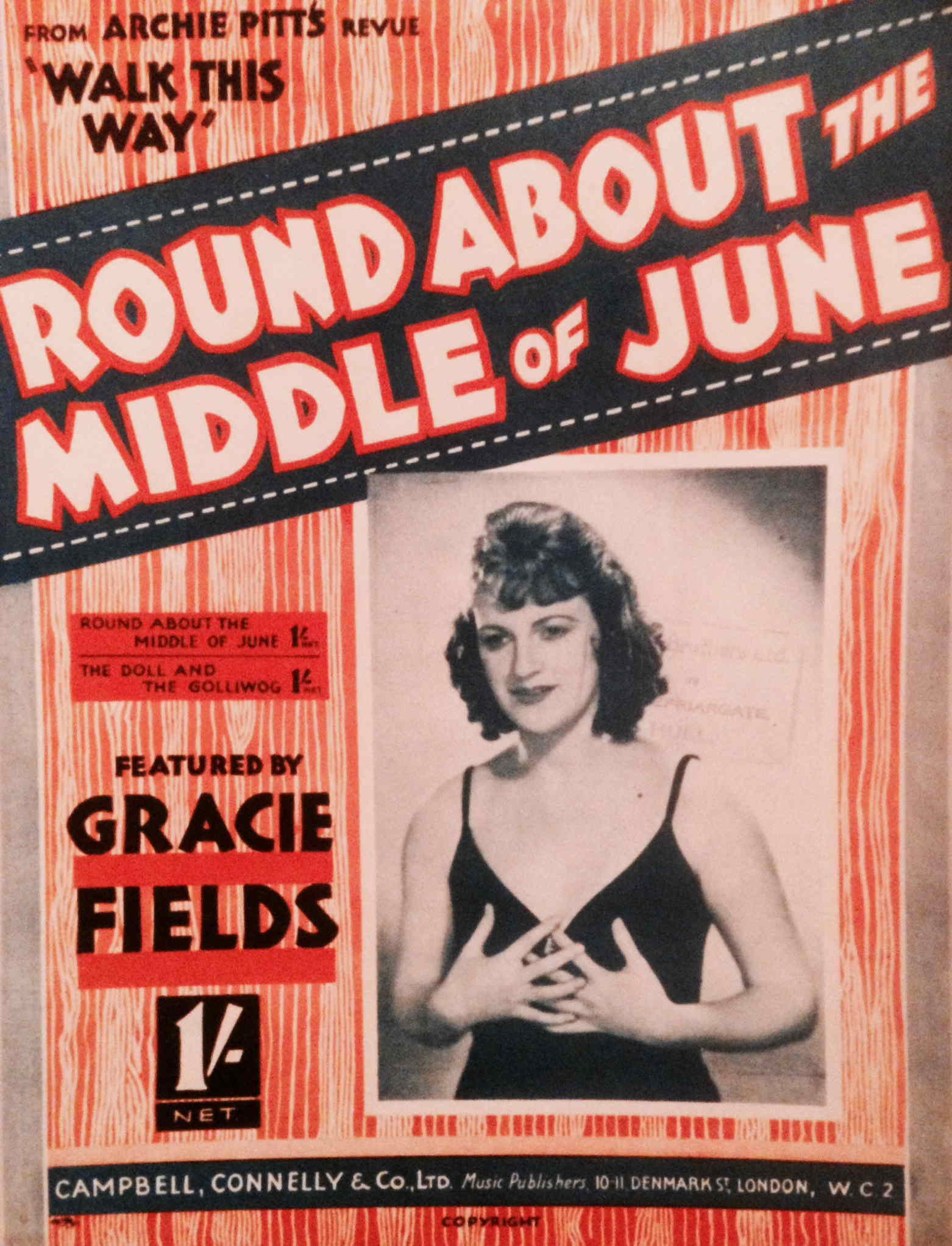 Round About the Middle of June